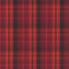 Men's Wrangler Red Plaid Fashion Dome Snap Western Shirt