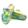 Women's Birkenstock EVA Arizona Multijade Yellow Sandals