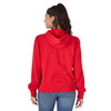 Women's Wrangler Red Logo Hoddie