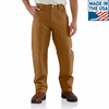 Men's Carhartt Double-Front Work Dungaree Pant