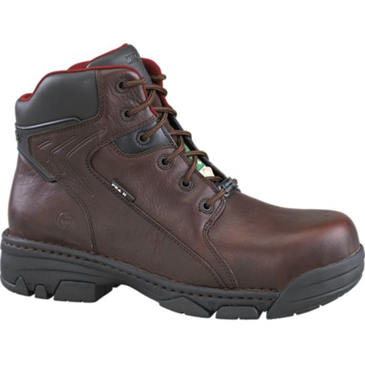 b4d8450f15f Men's Wolverine Falcon Hi CSA Composite Toe Work Boot