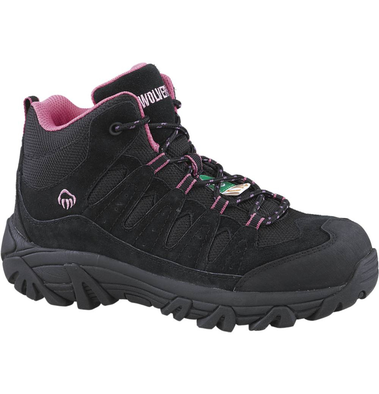 ecaf933a6aa Women's Wolverine Outlook HI Saftey Boot
