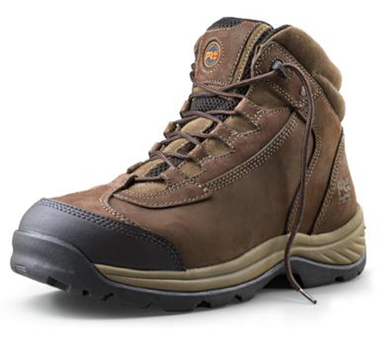 237dc4449f0 Men's Timberland PRO Ratchet CSA Hiking Boot FREE SHIPPING