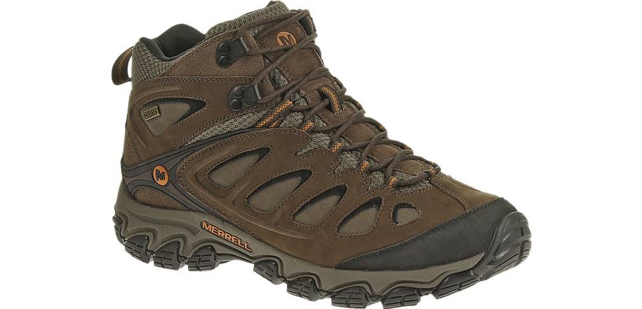 e42c8f7f908 Men's Merrell Pulsate Mid Waterproof Hiking Boots
