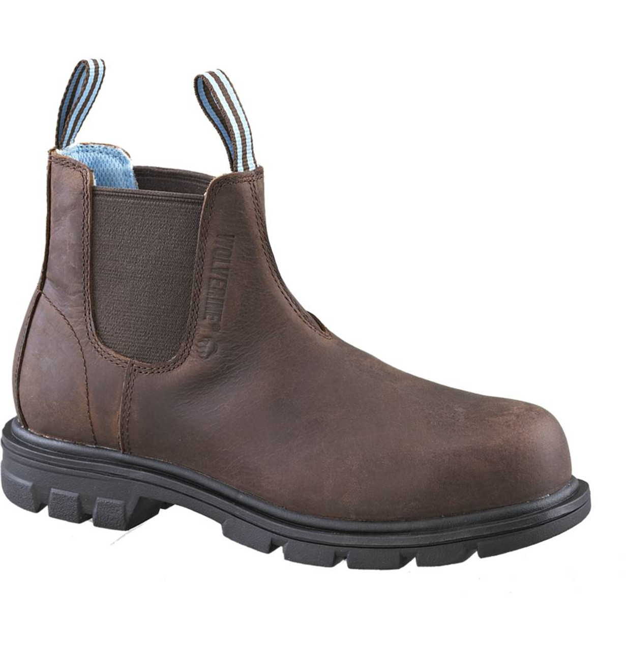 abaf76e3abc Women's Wolverine Belle Pull-On CSA Safety Boot