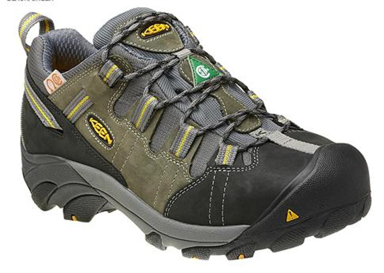 Keen Utility Oshawa Low CSA Safety Shoe