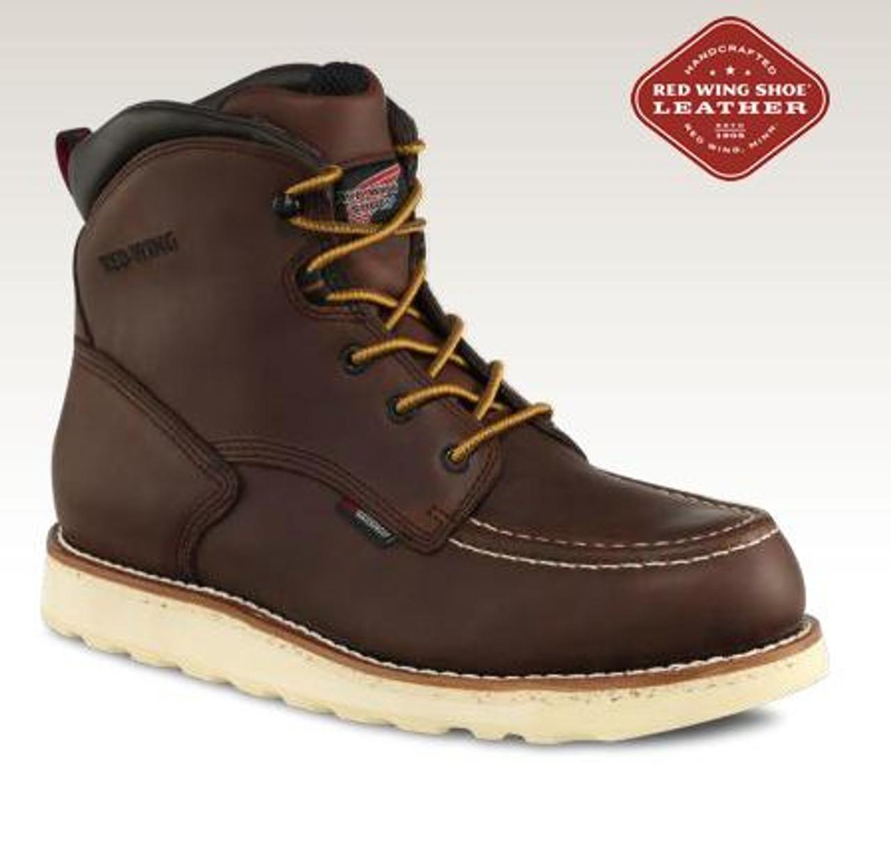 Red Wing Moc-Toe 6\
