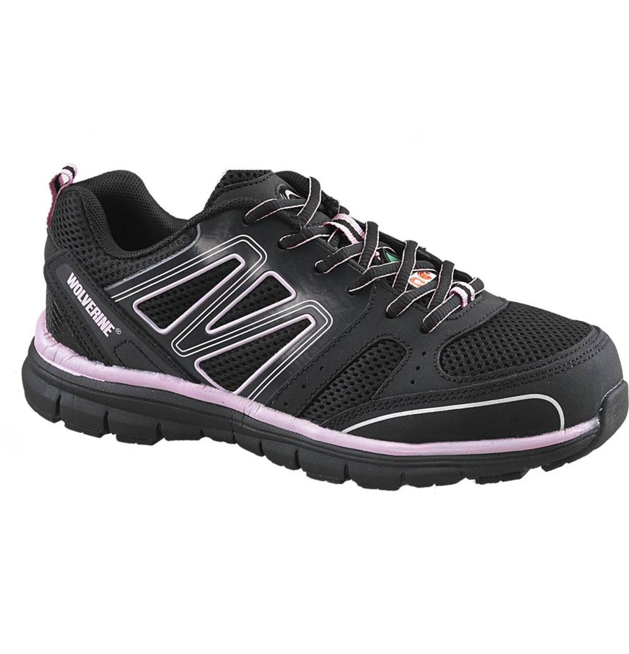 951cf71b653 Women's Wolverine Nimble CSA Safety Shoe