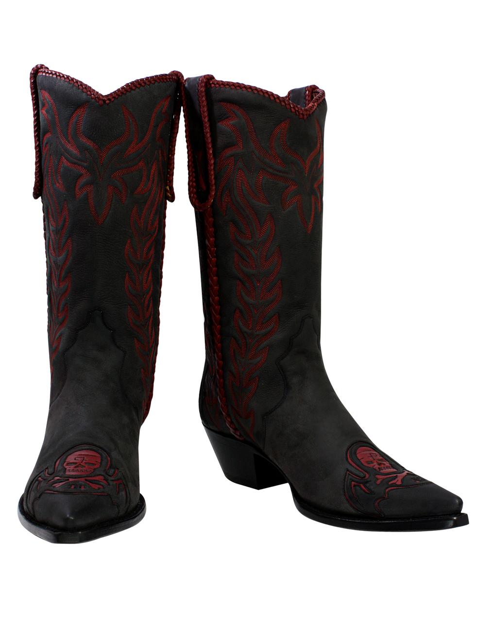 fd2a86c9ecc Liberty Boot Co.'s Killaz Red Plague Cowboy Boot