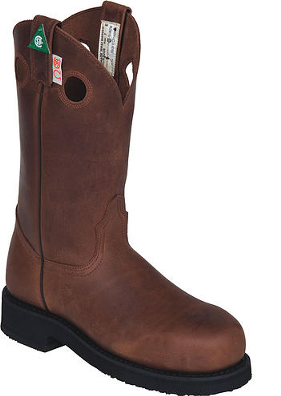 Women S Canada West Csa Roper Safety Boot Herbert S Boots And