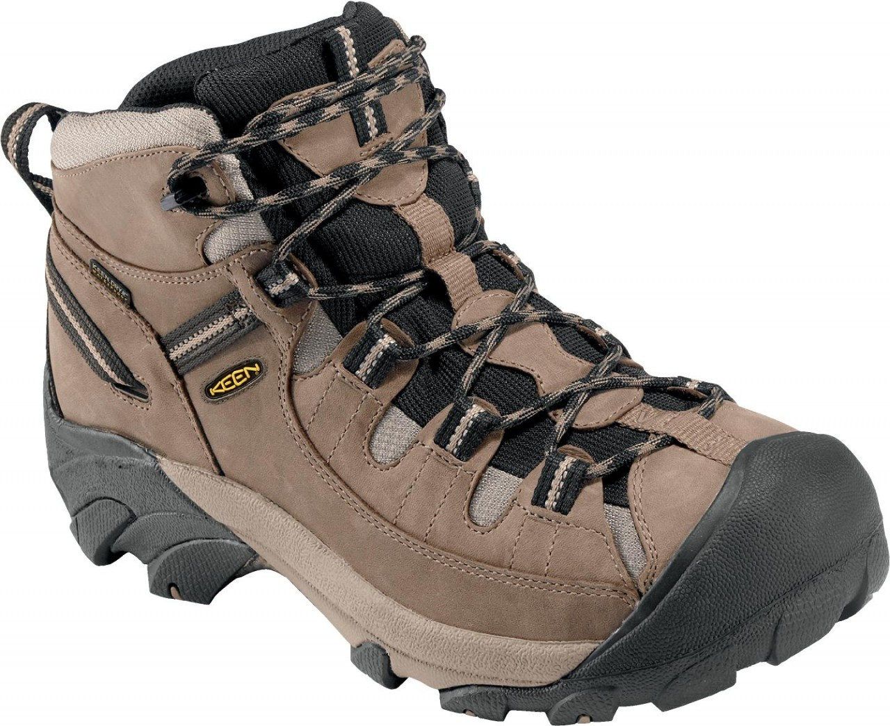 ee067a8edf5 Men's Keen Targhee II Mid WIDE Hiking Boot