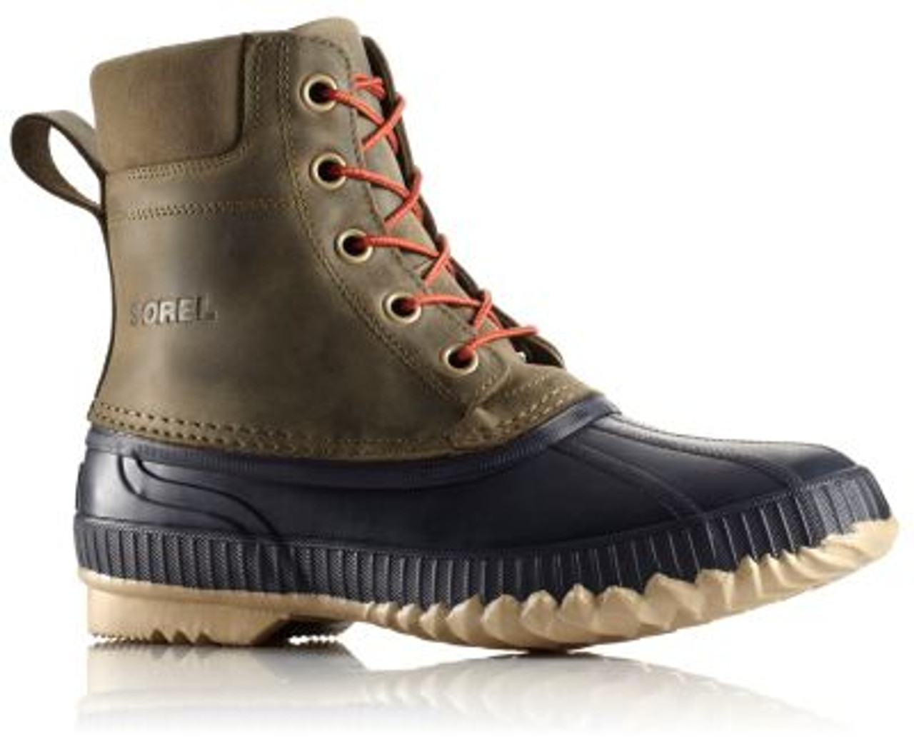 Men's Sorel Cheyanne Lace Leather Boot