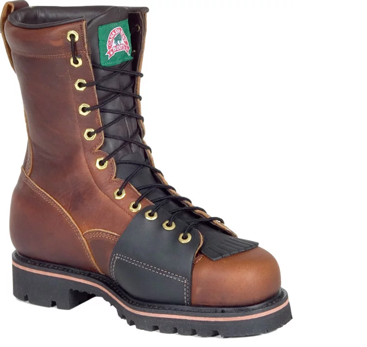 Men S Canada West 34316 Insulated Lineman Csa Safety Boot