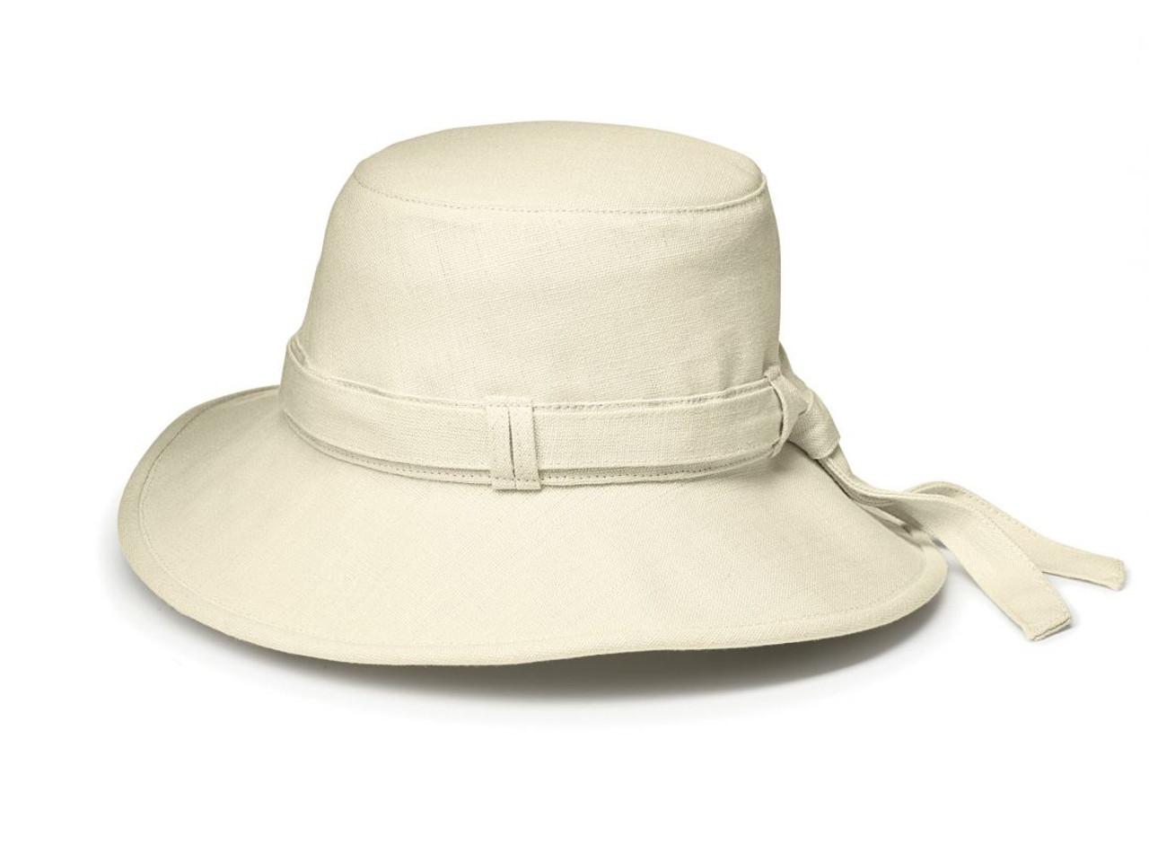e518c2854df Tilley Women s Hemp Cloche Hat TH9 - Herbert s Boots and Western Wear