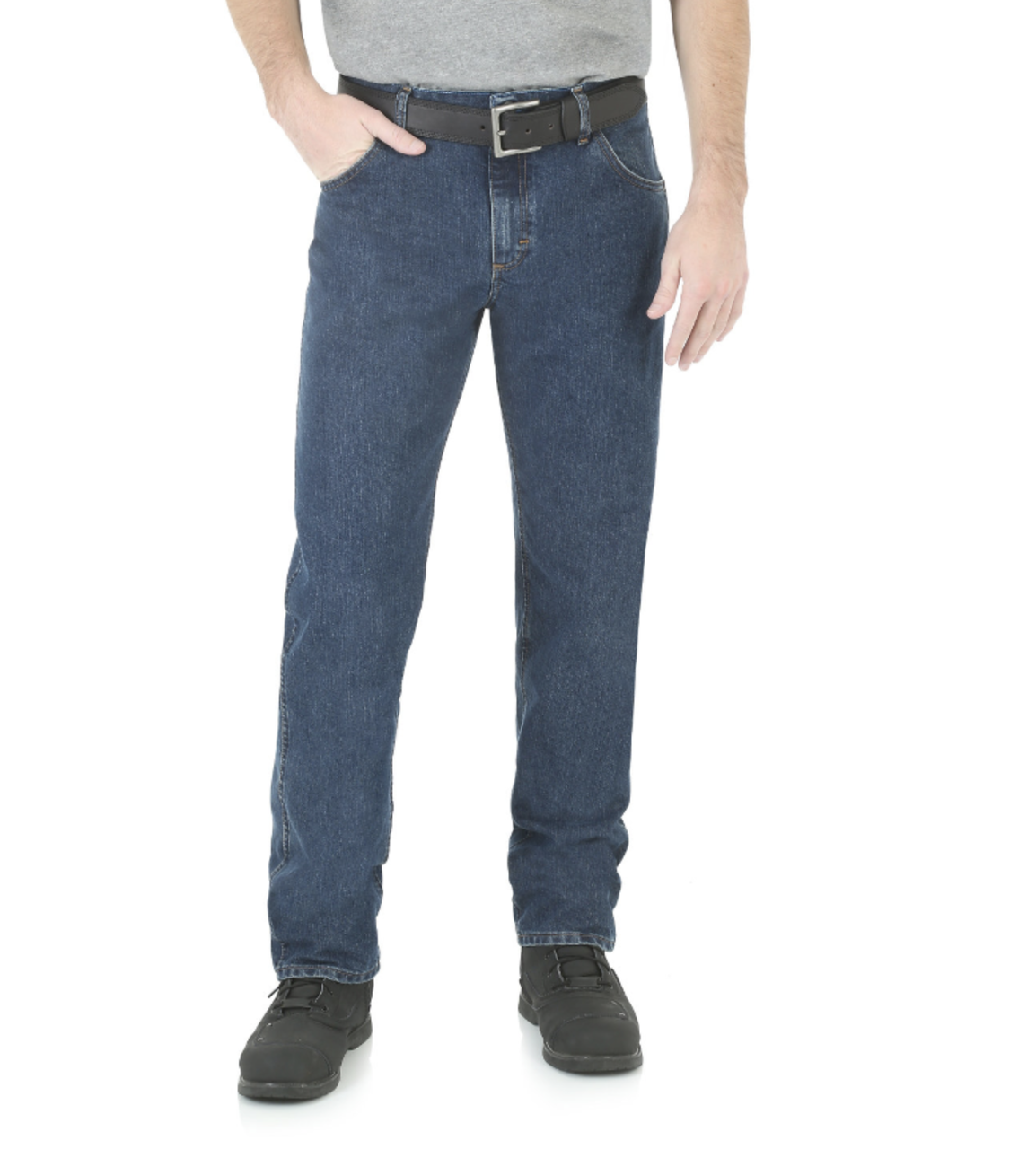 097fd695 Men's Wrangler Retro Slim Straight Dark Knight Jean