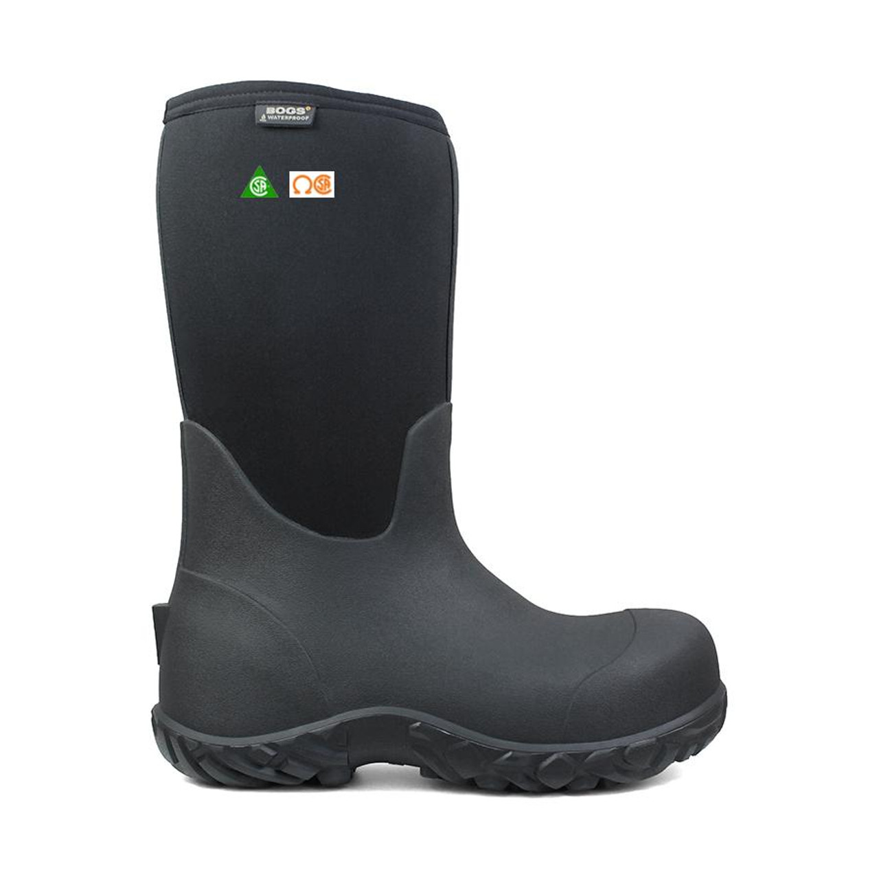 Bogs Workman CSA Rubber Safety Boot