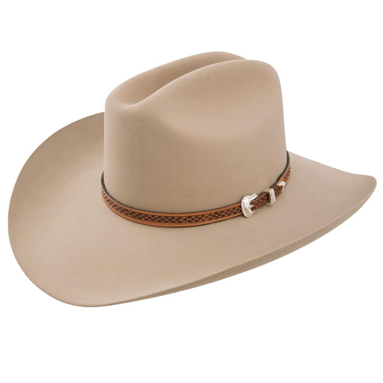 90067095b71e3b Stetson Marshall Fur Felt Cowboy Hat - Herbert's Boots and Western Wear