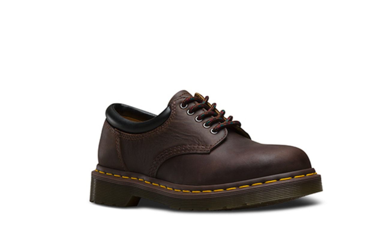 586913db232 Dr. Martens Men s Original 8053 Gaucho Crazy Horse Leather - Herbert s  Boots and Western Wear