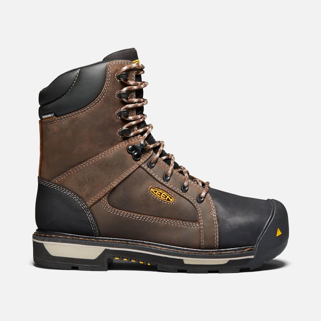 59aa3c233b9 Men's Keen CSA Oakland 400 Gram Waterproof Work Boot FREE SHIPPING