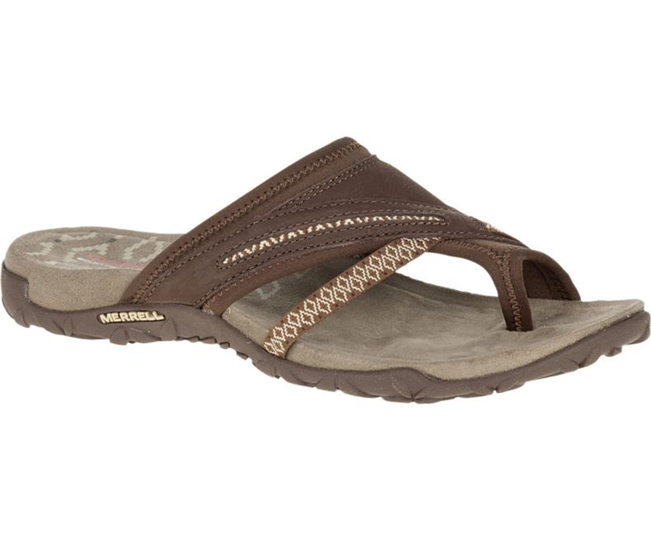 45fd8db2c432 Women s Merrell Terran Post II Sandal - Herbert s Boots and Western Wear