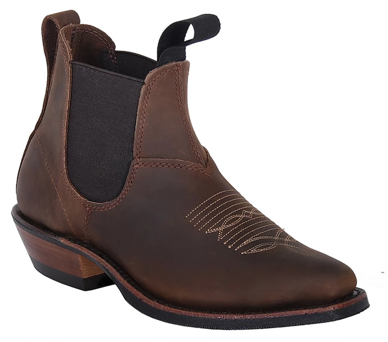 Women S Canada West Brown Romeo With Stitching Herbert S Boots And