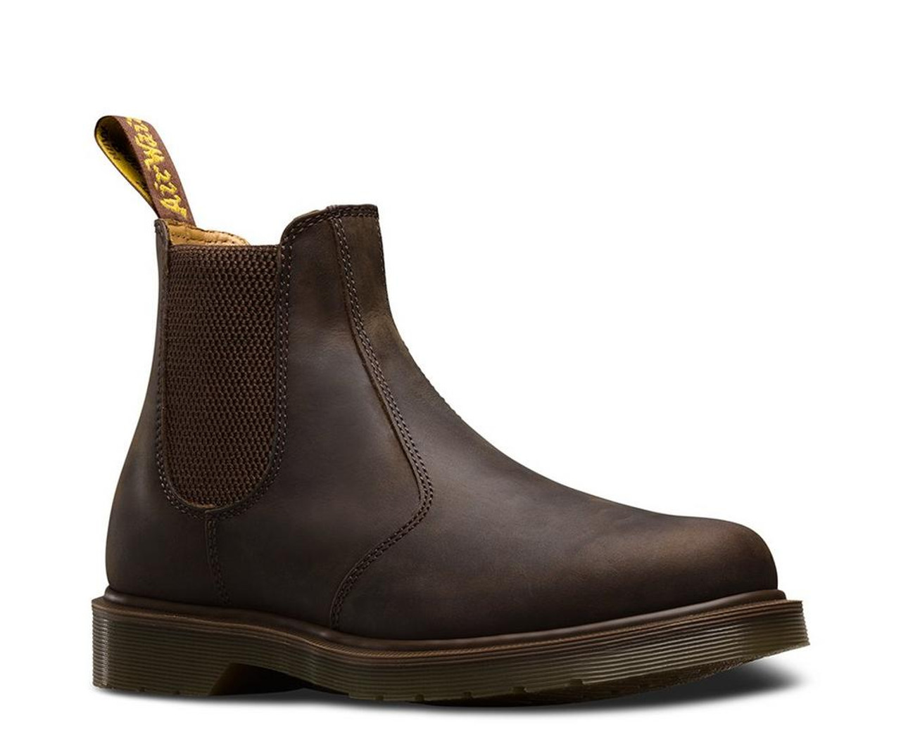 great fit fashion style new york Dr. Martens 2976 Gaucho Crazy Horse Chelsea