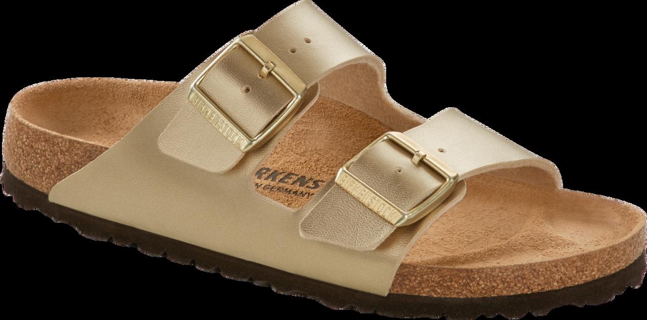 Birkenstock Arizona Gold Sandal Herbert S Boots And Western Wear