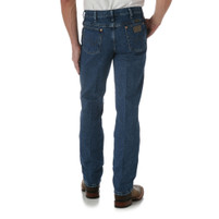 Men's Wrangler Gold Buckle Stonewashed ProRodeo Slim Fit Jean