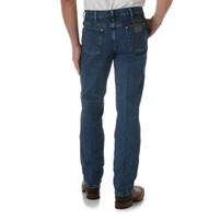 Men's Wrangler Gold Buckle Stonewashed ProRodeo Slim Fit Jean