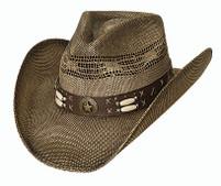"Bullhide ""Desperado"" Straw Hat"
