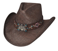 "Bullhide ""Keep it Gypsy"" Straw Hat"
