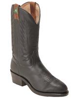Men's Boulet Black Western Safety Boot