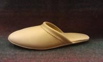 Women's Bastien Moosehide Leather Slippers / Slip-on Moccasins