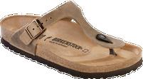 Birkenstock Gizeh Tobacco Leather Sandal