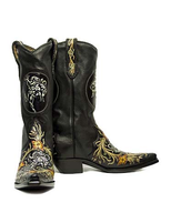 Liberty Boot Co.'s Let 'er Rock Western Boot