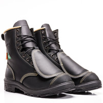 "Men's Royer 8"" Smelters' Met-Guard CSA Safety Boot FREE SHIPPING"