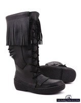 Barbo Women's Fringed Mukluks