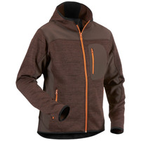 Men's Blaklader Brown Performance Hoodie