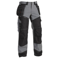 Men's Blaklader X1600 Grey Work Pants
