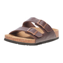 Women's Viking Two Strap Brown Sandal