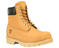"""Men's Timberland 6"""" Basic Waterproof Boot with Padded Collar"""