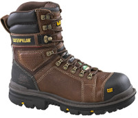 "Men's CAT Hauler 8"" Composite CSA Safety Boot"