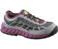 Women's CAT Connexion Grey CSA Safety Shoe