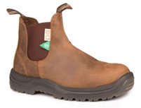 Blundstone 164 Crazy Horse CSA Safety Boot *FREE SHIPPING*