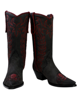 Liberty Boot Co.'s Killaz Red Plague Cowboy Boot