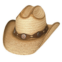 "Bullhide ""San Angelo"" Kid's Straw Hat"