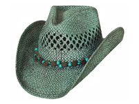 "Bullhide ""Let in Rain"" Straw Hat"