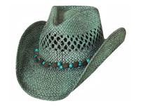 "Bullhide ""Let in Rain"" Straw Hat"