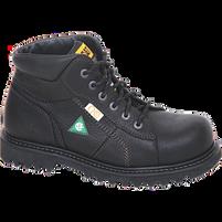 "CAT 6"" Confine Black Safety Boot"