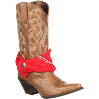 Women's Durango Crush Bandana Western Boot